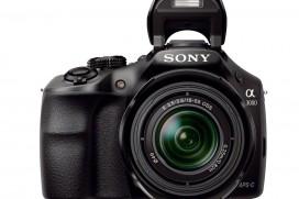 Sony представи фотоапарата α3000