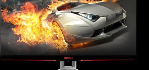 AOC AGON AG272FCX6 свързва играчите с играта със 165 Hz честота на опресняване и 1800 мм извивка
