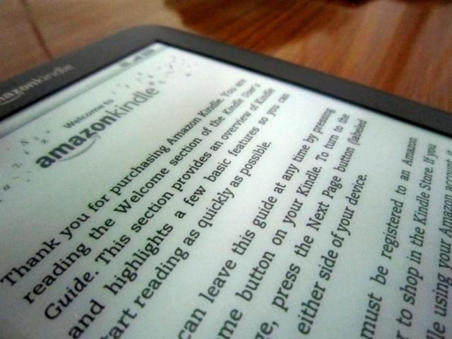 С Kindle First на Amazon четете книги, преди да бъдат пуснати официално