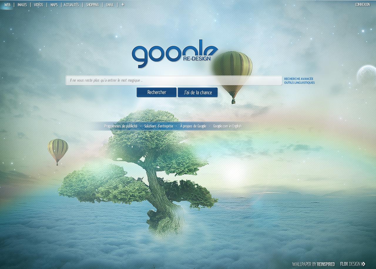 Анализ на новия дизайн на Google