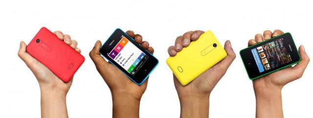 Nokia представя Nokia Asha 501