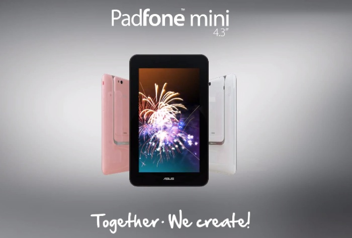 Asus официално представи PadFone Mini