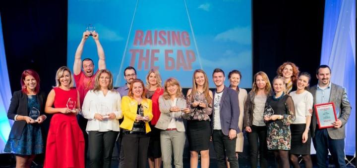 9 отличени в Наградите на БАР – BAAwards 2017