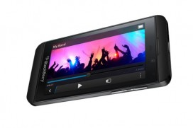 BlackBerry Z10 е в магазините на Мтел
