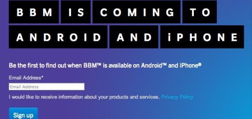 Какво се случва с BlackBerry Messenger за iPhone и Android?
