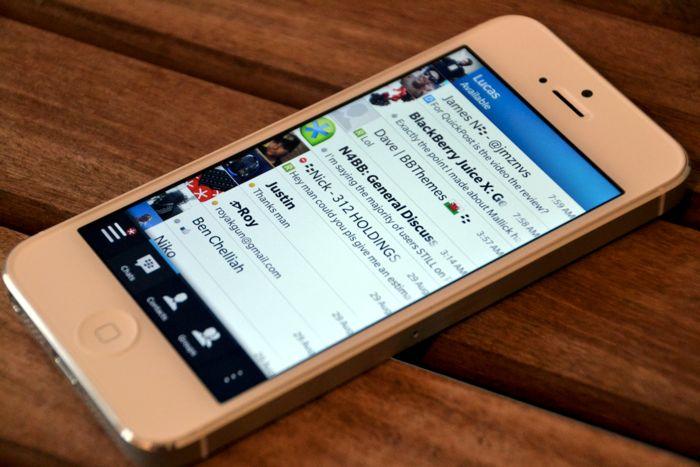 BBM Voice и Channels пристигат за iOS и Android следващата година