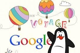 'Bon voyage' с Google Penguin 2.0