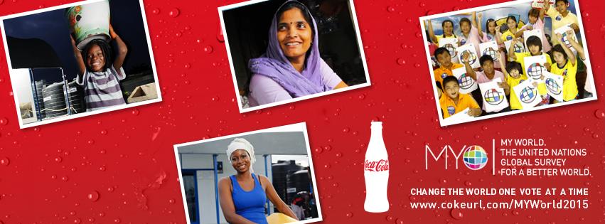 coca-cola facebook фен страница