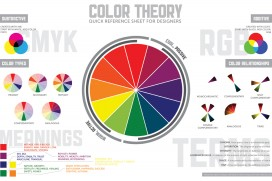 Color Theory Quick Reference Sheet