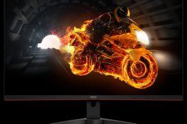"""AOC разширява успешната серия G1 с новия 31.5"""" QHD монитор CQ32G1"""