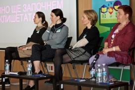 50 момичета от 10 града участваха в DigiGirlz на Майкрософт