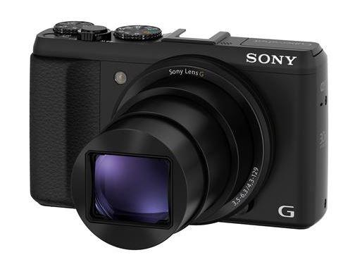 Компактен фотоапарат на годината в Европа за 2013-2014 г.: DSC-HX50/HX50V