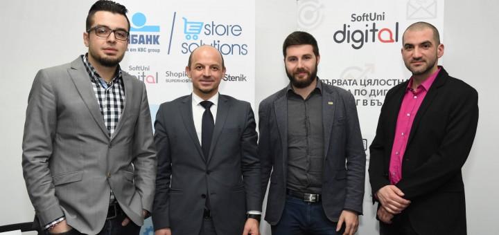 Електронната търговия в България се увеличава средно с 23% на година