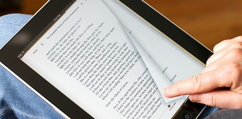 Електроните книги заменят учебниците в училище
