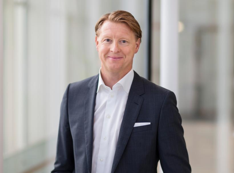 Главният изпълнителен директор на Ericsson Ханс Вестберг получи WFP Hunger Hero Award