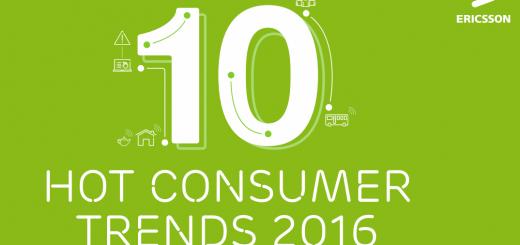 0 горещи потребителски тенденции на Ericsson за 2016: ранните клиенти са по-малко важни