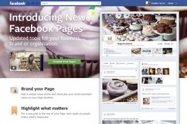Introducing Facebook Pages