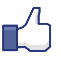 facebook like thumb socialevo