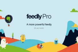 Представяме ви Feedly Pro - Feedly с повече екстри