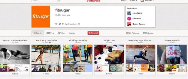 Fitsugar: Здравословен начин на живот.