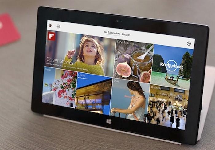 Flipboard излиза за Windows 8.1
