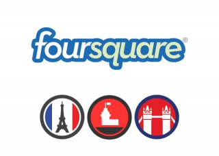Foursquare изненадват с градски баджове