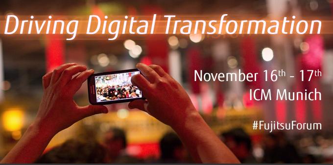 Форум показва как Фуджицу движи дигиталната трансформация за клиентите по света