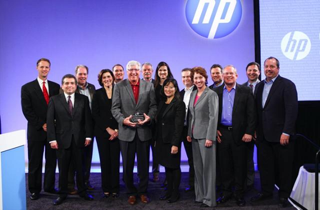 HP увеличава лидерството си в конвергираната инфраструктура
