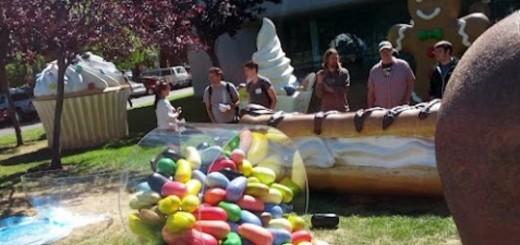 Google и желираните бонбони