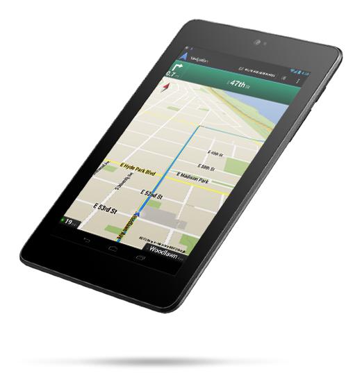 Освеженият Nexus 7 грабва с по-добри технически показатели и по-примамлива цена.