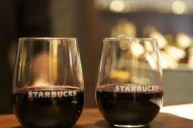 Готови ли сте за чаша вино в Starbucks?