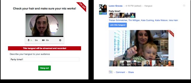 """Как да разберем кой ползва Google+ """"Hangout on Air""""?"""