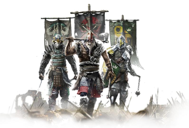 Новият гейм хит For Honor променя представите за мултиплеър игра