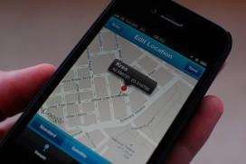 Мобилно приложение на суперпотребителите на foursquare
