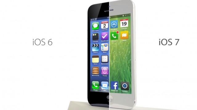 iOS 7 вече на 78% от мобилните устройства на Apple