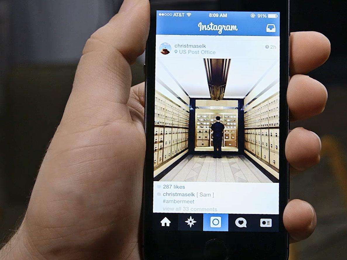 Instagram за Android
