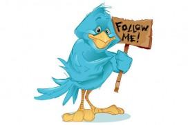 Как да привлечем последователи в Twitter