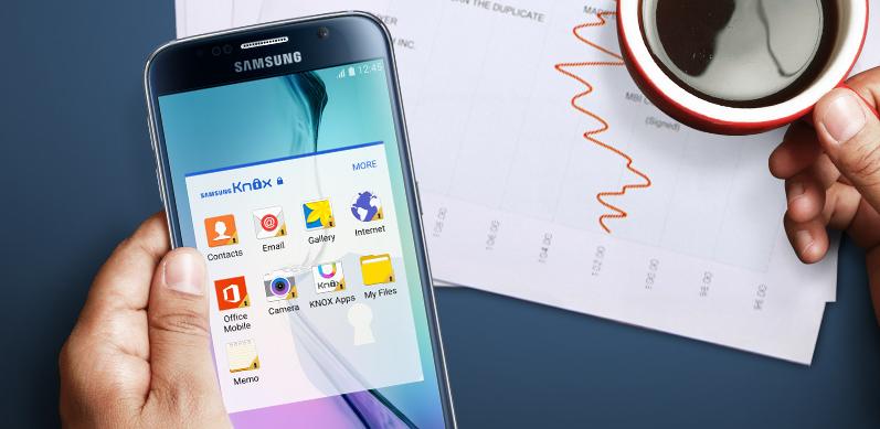 """Samsung KNOX беше определена като """"Най-сигурна"""" от доклада на Gartner"""