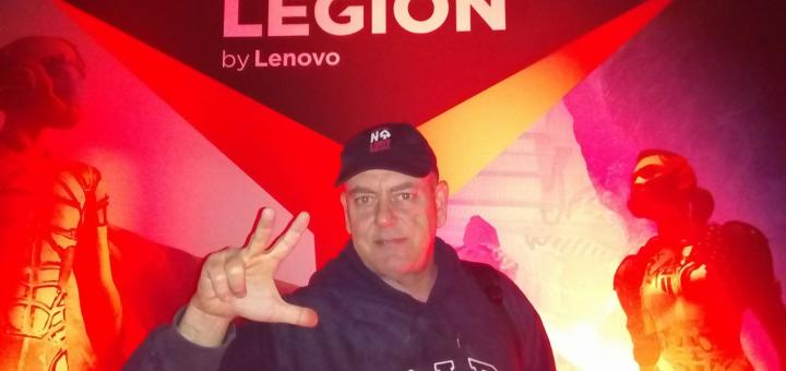 Lenovo представи официално новата си геймърска линия Legion в България