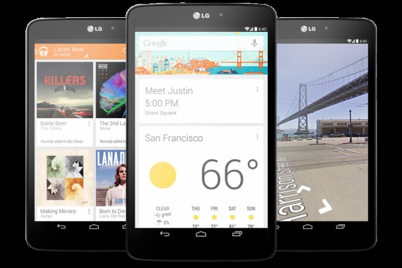 LG представи G Pad 8.3 Google Play Edition