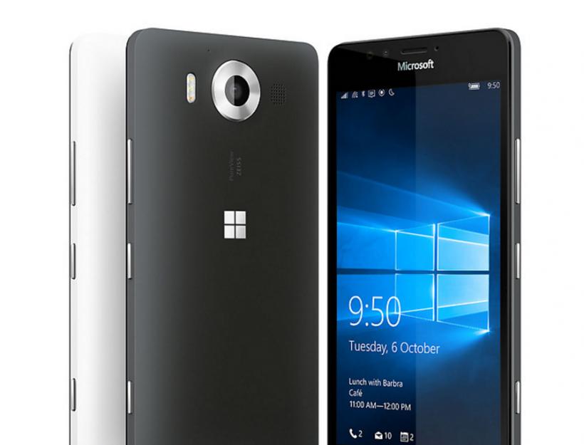 Lumia 950 в комплект с док станция за клиенти на електронния магазин на Мтел