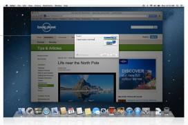 Mac OS X 10.8 удря рамо на Twitter