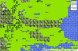 Google Maps за Nintendo 8bit!