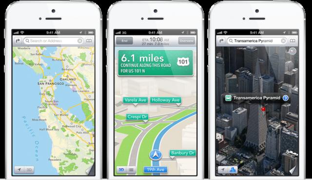 Apple и foursquare в партньорство за Maps в iOS?