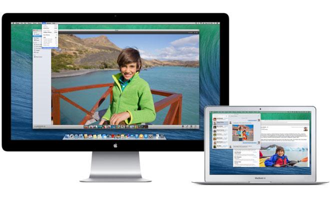 Apple пуска OS X Mavericks безплатно за всички потребители на Mac