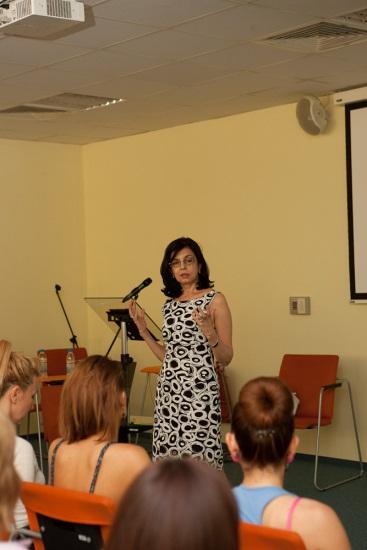 """Meet Successful Women"" с Меглена Кунева"