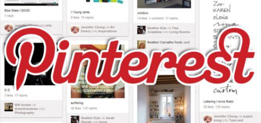 Най-следваните брандове в Pinterest