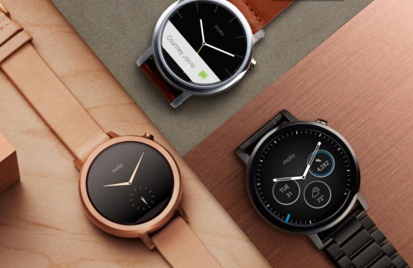 Умният часовник Moto 360 се предлага с 38% отстъпка във Viber канала на Мтел