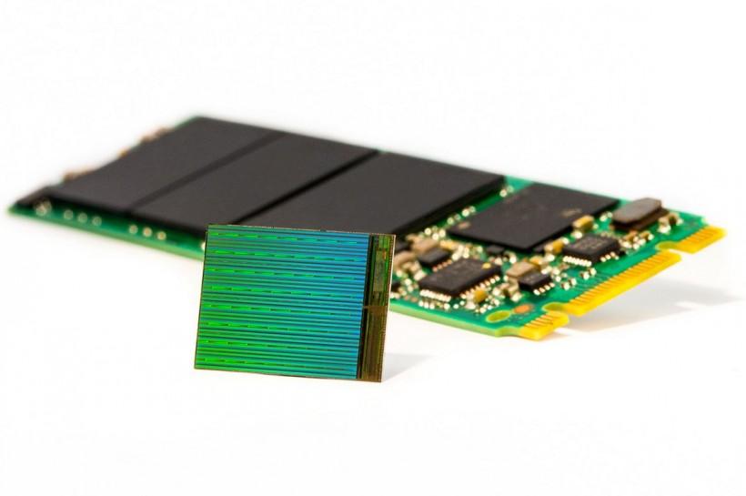Micron и Intel разкриха подробности за тяхната 3D NAND технология