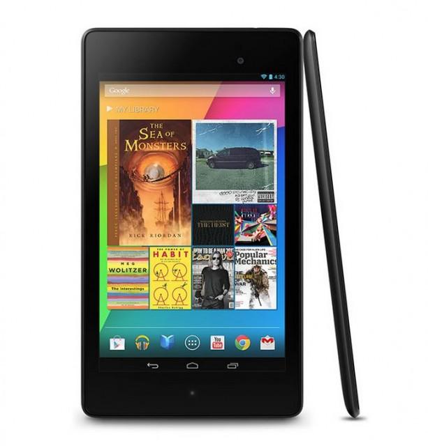 Google пуска Nexus 7 от 30 юли с цена $229